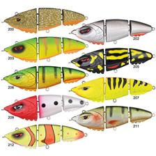 Lures Spro SCREAMIN BABY TRIPLE DEVIL 13CM FIRE TIGER FLASH