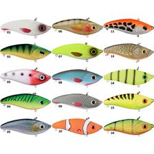Lures Spro SCREAMIN DEVIL 12.8CM 59G DOTTED RED HEAD