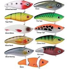 Lures Spro SCREAMIN DEVIL 13.5CM 80G GHOST PERCH