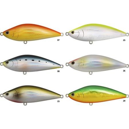 LEURRE COULANT TACKLE HOUSE SINKING SHAD 70 HW - 7CM
