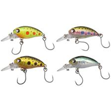 Lures Volkien DESMO FAMILY 32S 3CM EMERALD LIME