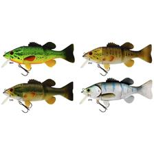 HYBRIDS BARRY THE BASS 15CM SMALL MOUTH BASS