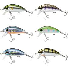 L MINNOW 4.5CM M92 - GREEN SILVER ORANGE