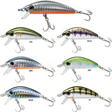 Lures Yo-Zuri L MINNOW 6.5CM M92 - GREEN SILVER ORANGE