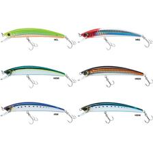 LEURRE COULANT YO-ZURI NEW CRYSTAL MINNOW - 7CM