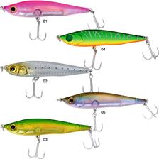 Lures Zebco GAME CHANGER 9.5CM BLANC