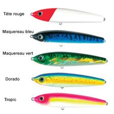 Lures Big Game GT MINNOW 19CM 19CM MAQUEREAU VERT
