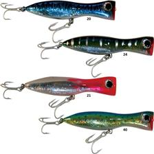 Lures Braid TANTRUM CRYSTAL KILLER 14CM BRA CRY14 20 - BLUE MACKEREL