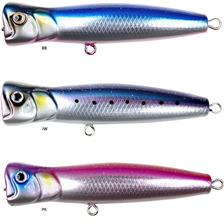 Lures Marryat France KM POPPER TIMBRE F 13CM 45G BB