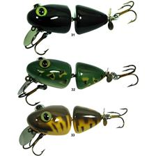 Lures Ace Baits WOBBLIN'SCUD SIL1032 - GRENOUILLE