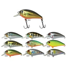 Lures Adam's CRANK 50SR 5CM 018 GHOST HG LIME CHART - GHOST HG LIME CHARTREUSE