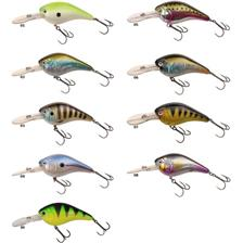 Lures D.A.M EFFZETT DEEP SCOUT 7CM DIRTY SHINER