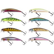Lures D.A.M EFFZETT PRO LITE MINNOW 12CM PURPLE FLASH