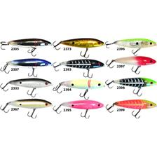 Lures Livingstone Lures PRO SIZZLE SALT WATER 10CM RED WHITE AND TRUE