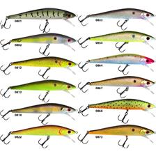 Lures Livingstone Lures STICK MASTER FRESH WATER VIBRANT ET LUMINEUX 11CM GOLD DIGGER