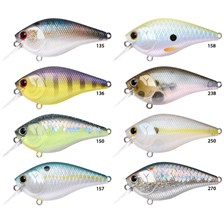 Lures Lucky Craft LC 1.5RT 6CM GOLD RUSH