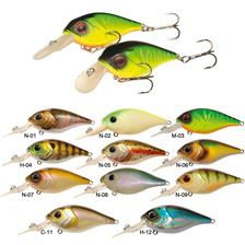 Lures Major Craft ZONER CRANKBAIT M 5.5CM PERCHE