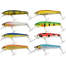 Lures Quantum Specialist MINNOW GIPSY FLAT DIVER SUSPENDING FD US 49MM SNOW