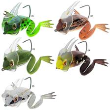 Lures River2Sea DIVER FROG 6CM NOIR