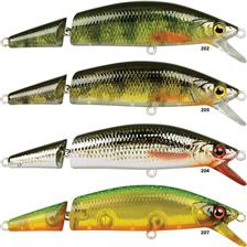 Lures Spro IKIRU 110 JOINTED 11CM SPR JOIN110 202 - GREEN PERCH