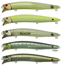 Lures Tackle House FEED SHALLOW + P2 128MM