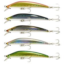 Lures Tackle House SEABASS COLLEGE 9CM GREEN