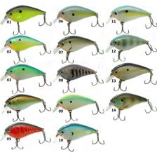 Lures Xcite Baits XB 1 6CM BLUE GILL
