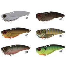 Lures Jazz Lure LAME SONIC BOOM 5.5CM COULEUR 03