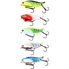Lures Blitz Lures BLADE 7G SILVER PRIZM