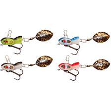 Lures Blitz Lures TS2 28G BLACK BACK CHARTREUSE