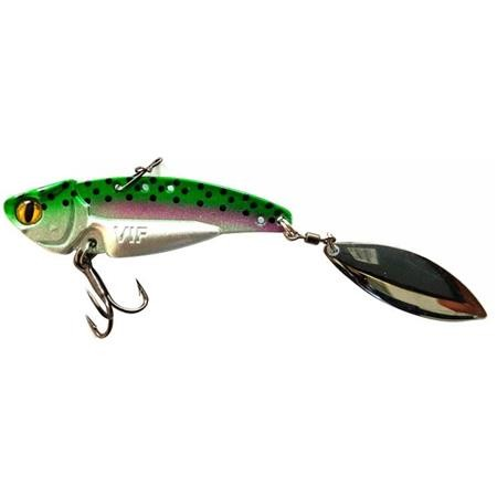 LEURRE LAME VIF GREENBLADE SPOON - 10.5CM