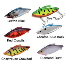 Lures Rat-l-Trap MAGNUM FORCE CHARTREUSE CRAWDAD