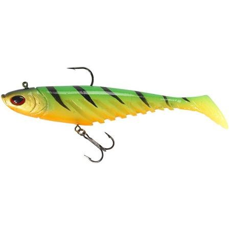 LEURRE SOUPLE ARME BERKLEY PRERIGGED GIANT RIPPLE - 16CM