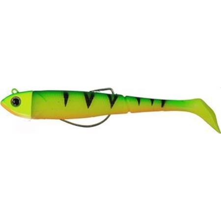 LEURRE SOUPLE ARME EFFZETT KICK-S MINNOW WEEDLESS PADDLE TAIL - 9CM