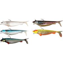 Lures Hart COMBO ABSOLUT SOFT SHAD 10CM PEARL