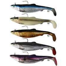 Lures Savage Gear 3D HERRING BIG SHAD 25CM GREEN GLOW