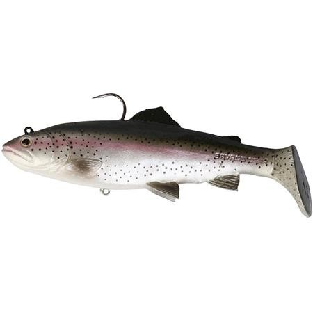 LEURRE SOUPLE ARME SAVAGE GEAR 3D TROUT RATTLE SHAD MS