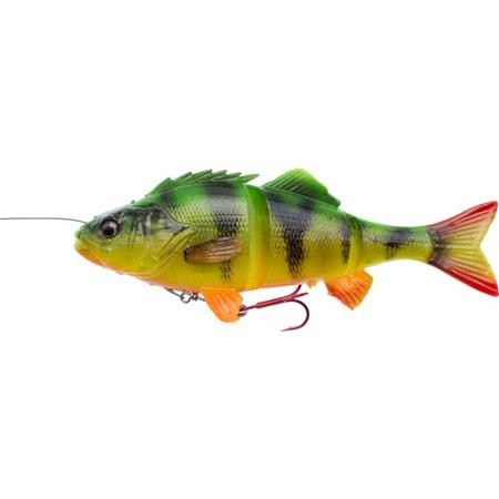 LEURRE SOUPLE ARME SAVAGE GEAR 4D LINE THRU PERCH - 17CM