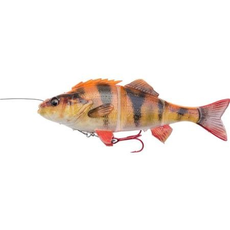 LEURRE SOUPLE ARME SAVAGE GEAR 4D LINE THRU PERCH - 23CM