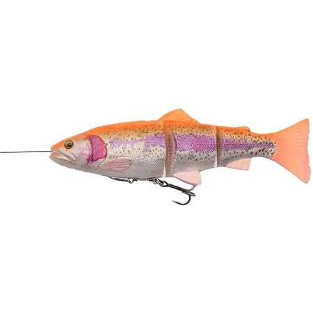 LEURRE SOUPLE ARME SAVAGE GEAR 4D LINE THRU TROUT - 20CM