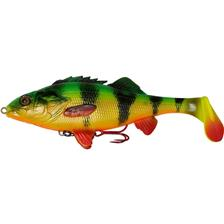 LEURRE SOUPLE ARME SAVAGE GEAR 4D PERCH SHAD - 17.5CM
