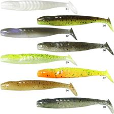 Lures Berkley FLEX GRASS PIG 12.5CM BROWN CHARTREUSE