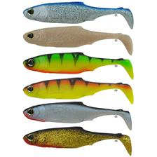 SUBMISSION SHAD 10CM FIRE TIGER