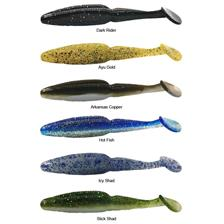 Lures Evolvebaits DARKSTAR SWIMMER ICY SHAD