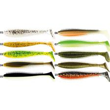 SPIKEY SHAD 9CM HOT OLIVE
