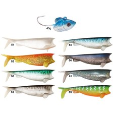 COMBO ABSOLUT SHAD 12CM COLORIS 54