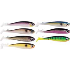 Lures Jackson Fishing JACKSON ACTIVE SHAD 8CM SEXY YELLOW