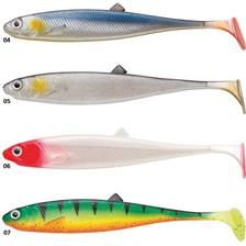 JACKSON BAIT FISH 10CM DOS BLEU