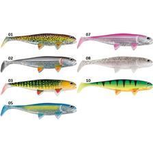 Lures Jackson Fishing JACKSON THE FISH 12.5CM SALT N PEPPER