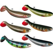 Lures Jackson Fishing JACKSON THE SHAD 12.5CM WHITEFISH GREEN